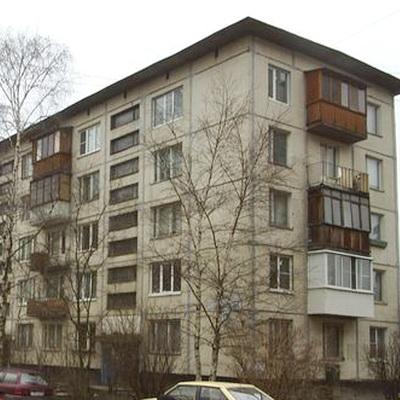 Крупнопанельный дом серии 1 лг 502-6 winart, спб.